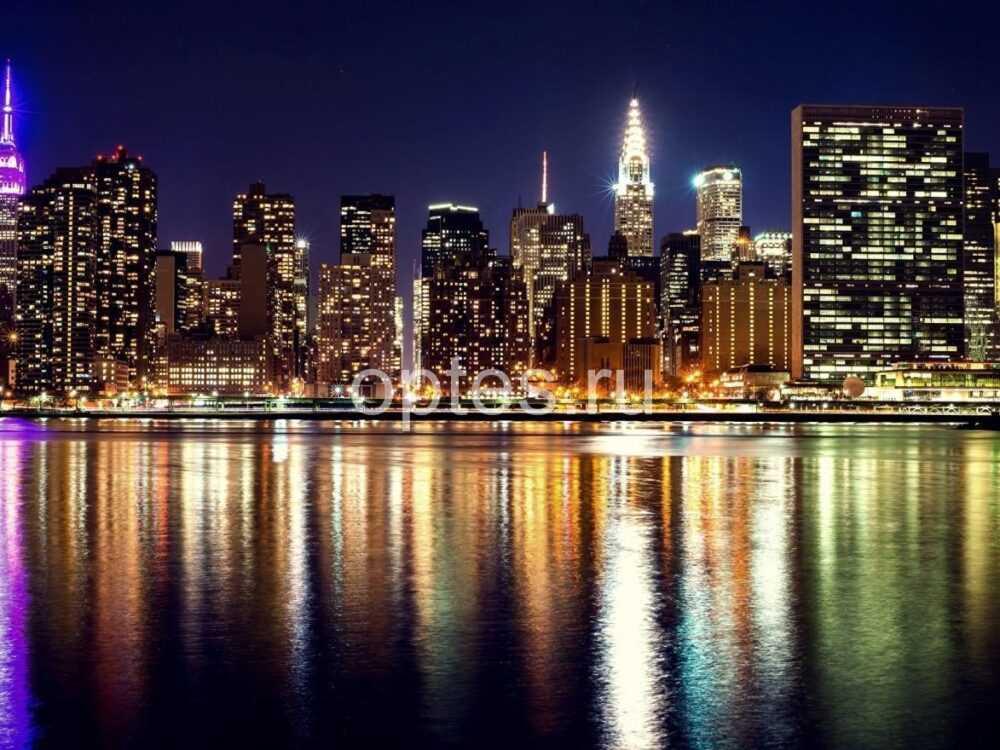 В Нью-Йорке активно переходят на светодиодное освещение 1