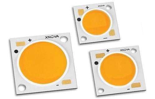 COB-светодиоды серии XNOVA от Luminus со светоотдачей 145 лм/Вт при 5000 K 1