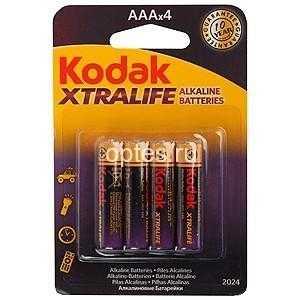 KODAK LR03-4BL XTRALIFE [K3A-4] (40/200/32000)