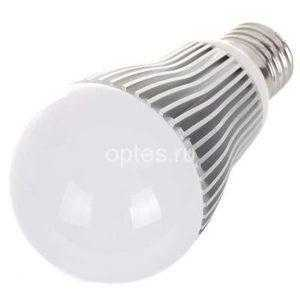 Лампа светодиодная LED-A60-econom 11Вт 220В Е27 3000/4000К 900Лм ASD