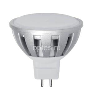 Лампа светодиодная LED-JCDR 7.5Вт 220В GU5.3 3000/4000К 675Лм ASD
