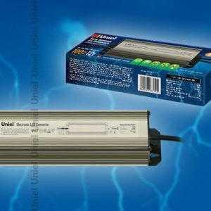 UET-VAL-100A67 12V IP67 2 выхода