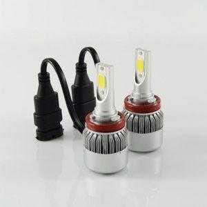 Н7 Комплект Головного света 36w 5000K