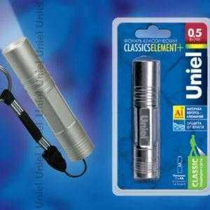 S-LD014-C Silver Фонарь Uniel серии Стандарт «Classics element +»