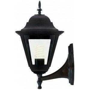 Светильник садово-парковый Feron 4201 четырехгранный на стену вверх 100W E27 230V