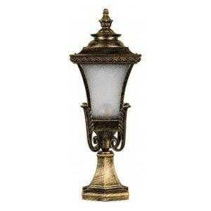 Светильник садово-парковый Feron PL4023 четырехгранный на постамент 60W E27 230V