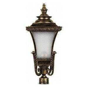 Светильник садово-парковый Feron PL4025 четырехгранный на столб 60W E27 230V