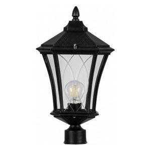 Светильник садово-парковый Feron PL4035 восьмигранный на столб 60W 230V E27