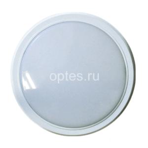 Светильник СПБ-2 250-15 15Вт 1200лм IP20 250мм белый ASD
