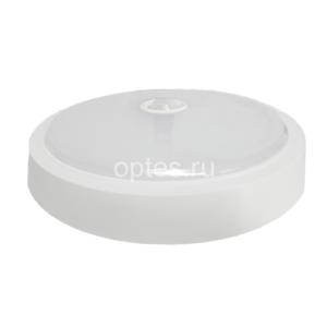 Светильник СПБ-2Д 210-10 10Вт 800лм IP20 210мм с датчиком белый ASD