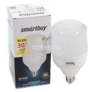 Светодиодная лампа Smartbuy HP SBL-HP-30-4K-E27