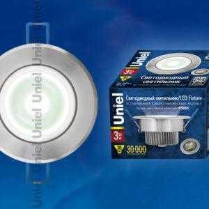 ULM-R31-3W/NW IP20 Silver картон