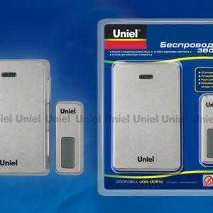 UDB-005W-R1T1-32S-100M-SL Звонок беспроводной