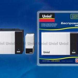 UDB-006W-R1T1-32S-100M-WH Звонок беспроводной