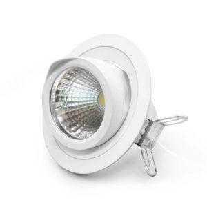 Встраиваемый поворотный светодиодный светильник TR-15W AC 170-265V (Холодный белый)