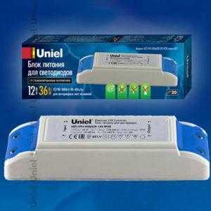 UET-VPJ-036A20 12V IP20