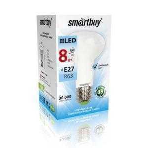 be7329beffa897ff2030e8e60842e092 1 300x300 - Светодиодная (LED) Лампа Smartbuy-R63-08W/4000/E27