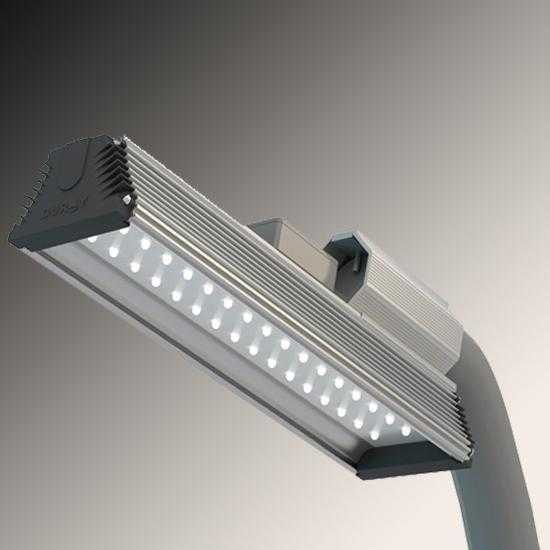 Магистральные светодиодные светильники и дорожные фонари