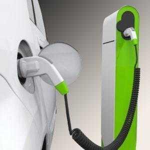 Зарядные устройства для электромобиля