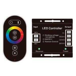 RGB контроллеры, адаптеры, соединители