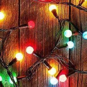 Новогодняя светодиодная продукция