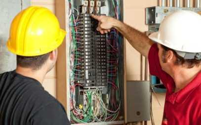 Монтаж электрооборудования 1