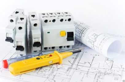 Проектирование электроснабжения и освещения 1