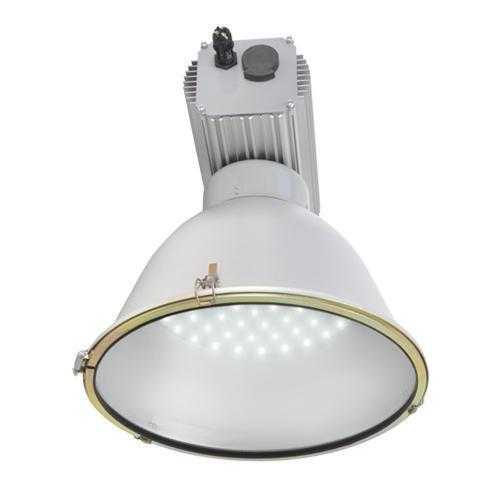 Монтаж светильников для складских и производственных помещений