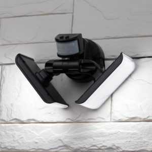 72be66f9518cfc462ad29fa985f7e39d 300x300 - ERAFS020-42 ЭРА Фасадный светильник с двумя световыми панелями c выносной солн. бат., 2х50 LED, 600l