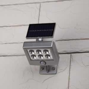 ba0dd67770f7f55f53c5a7c10fb30d62 300x300 - ERAFS048-08 ЭРА Прожектор с датчиком движения, на солнечной батарее, 6LED, 150 lm