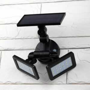 deda6efcc82aa52db7b2cd50cffd1138 300x300 - ERAFS020-41 ЭРА Фасадный светильник с двумя световыми панелями на солнечной батарее,2х24LED,180lm