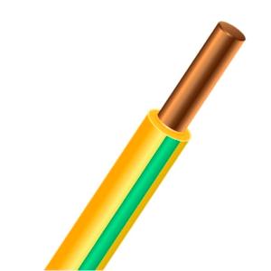 Провод установочный медный ПуВ 1х1,5 белый ККЗ