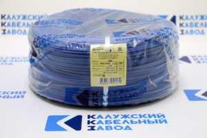 puv 1h25 2 300x200 - Провод установочный медный ПуВ 1х2,5 синий ККЗ