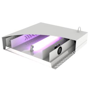 svt med arm 595 595 uvc 18w 30w 5000k pr.png 3 300x300 - Бактерицидный облучатель для офиса c ультрафиолетовым лампами и LED светильником SVT-Med-ARM-595-595-UVC-18W-30W-5000K-PR