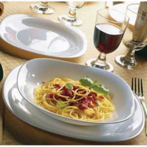 Bormioli Rocco Тарелка десертная Parma 20 см (24/1728)