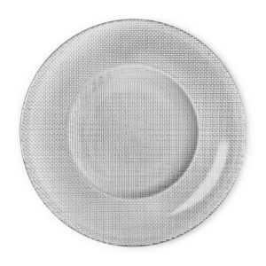 e56d1429eb07cd6717ecf91461cf8e8d 300x300 - Bormioli Rocco INCA Тарелка подстановочная 31 см, серый/металлик (12/432)
