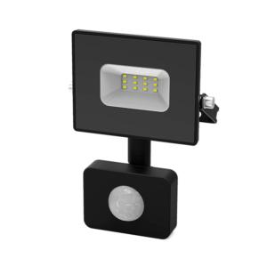 628511310 1 300x300 - Прожектор светодиодный Gauss Elementary-S 10W 740lm IP65 6500К черный с датчиком движения