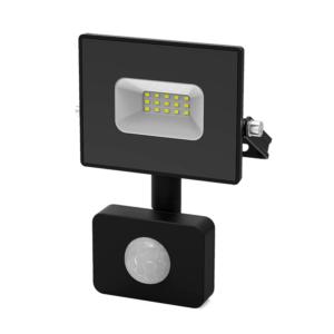 628511320 1 300x300 - Прожектор светодиодный Gauss Elementary-S 20W 1300lm IP65 6500К черный с датчиком движения