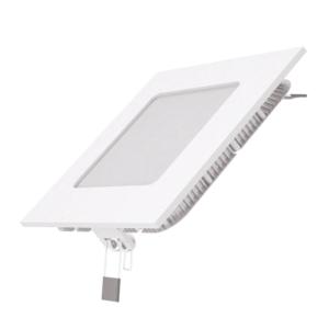 940111106 300x300 - Встраиваемый светильник Gauss ультратонкий квадратный IP20 6W,120х120х22, Ø105х105, 3000K 360лм 1/20