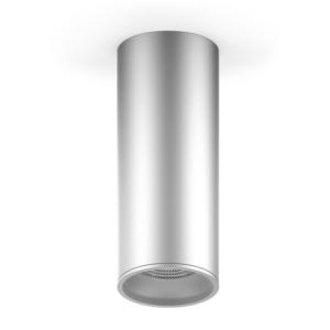 hd005 300x300 - LED светильник накладной HD005 12W (хром сатин) 3000K 79x200,900лм, 1/30