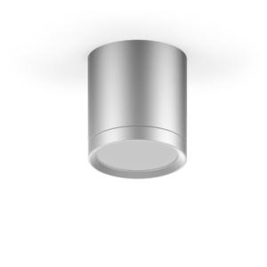 hd018 019 300x300 - LED светильник накладной с рассеивателем HD018 6W (хром сатин) 3000K 68х75, 400лм, 1/30