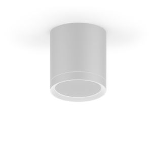 hd022 023 300x300 - LED светильник накладной с рассеивателем HD022 6W (белый) 4100K 68х75,420лм, 1/30