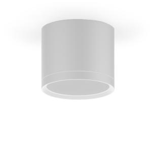 hd024 025 300x300 - LED светильник накладной с рассеивателем HD024 10W (белый) 4100K 88х75,720лм, 1/30
