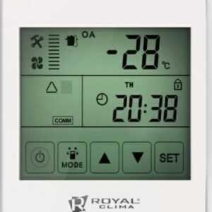 2222 300x300 - Пульт управления Royal Clima LB-12100-RU.