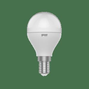 211 300x300 - Лампа Gauss BASIC ШАР 7,5W 690 LM 4100K E14 LED 1/10/100