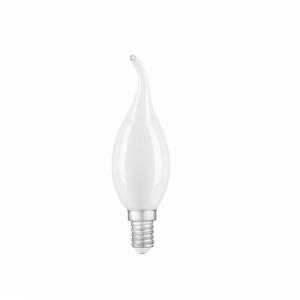 227 300x300 - Лампа Gauss FILAMENT СВЕЧА НА ВЕТРУ 9W 590LM 3000К Е14 MILKY LED 1/10/50