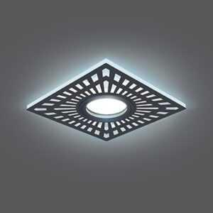 702 300x300 - Встраиваемый cветильник BL126 чёрный Backlight Gauss BL126